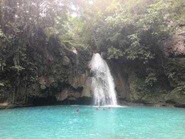 canyoning cebu